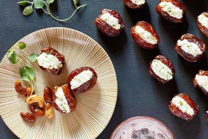 Cheese-Stuffed Dates