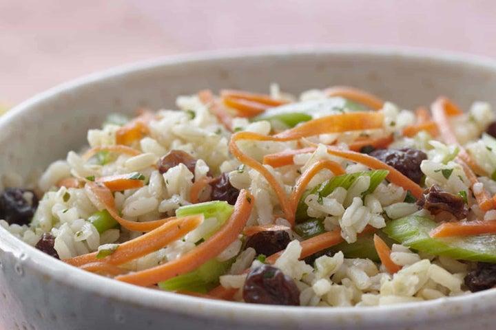 Chilled Rice Salad