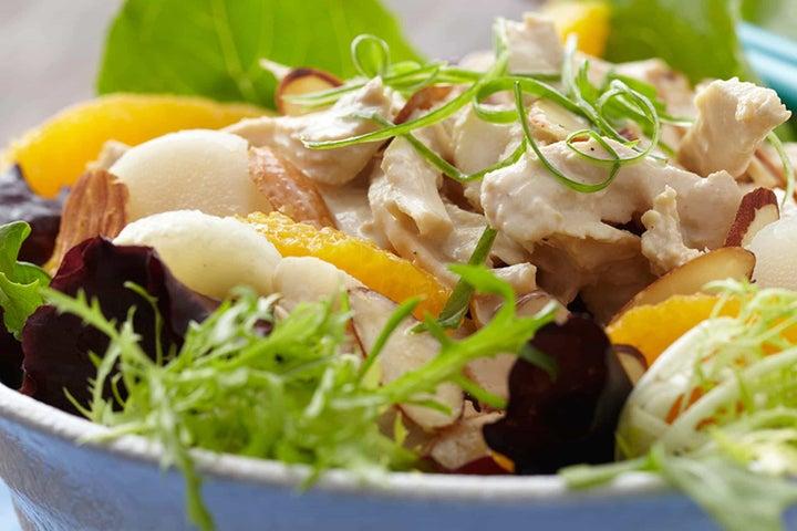 Chopstick Chicken Salad