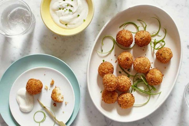 Crispy Mashed Potato Balls