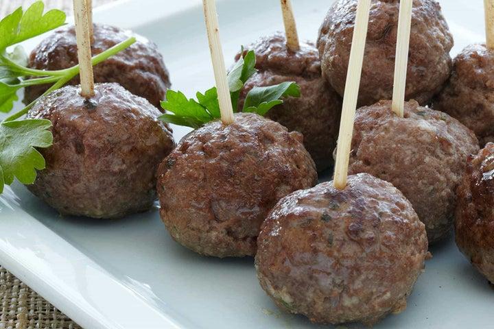 Easy Keto Meatballs