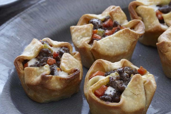 Easy Mini Meat Pies