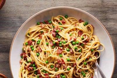 Easy Ranch Spaghetti Carbonara