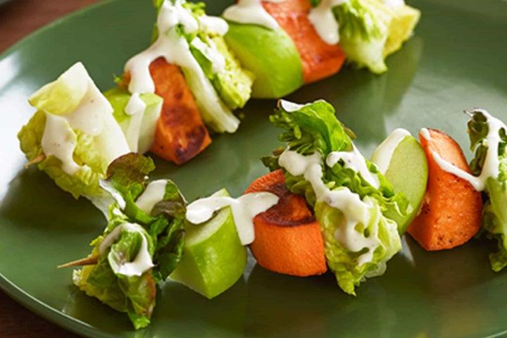 Harvest Salad-on-a-Stick