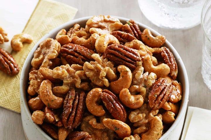 Hidden Valley Candied Nuts