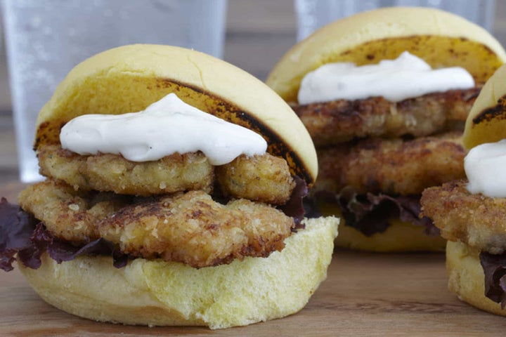 Home on the Ranch Pork Sliders