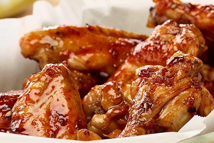 Honey Ranch Wings