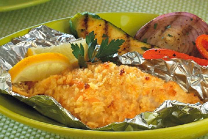 Mississippi Grilled Catfish