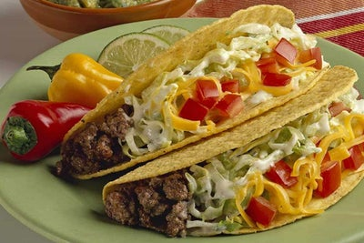 Outrageous Ranch Tacos