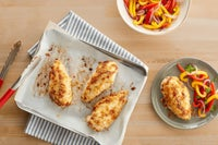 Parmesan Crusted Ranch Mayo Chicken Recipe