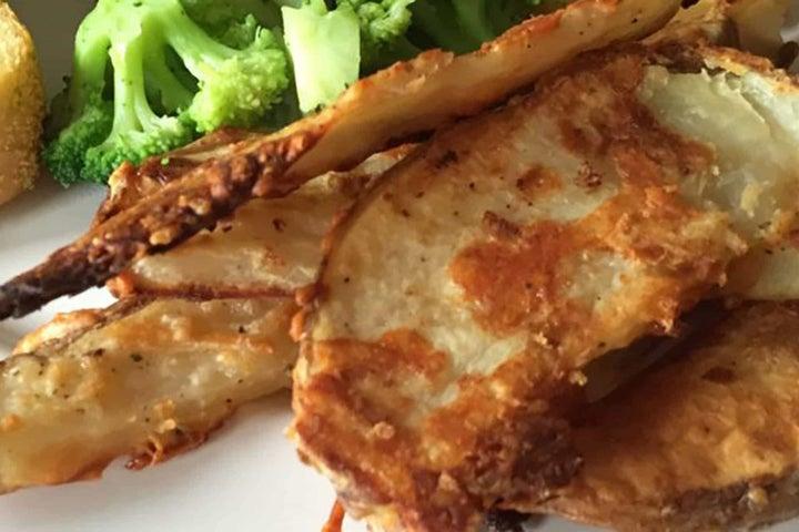 Parmesan Ranch Oven Fries