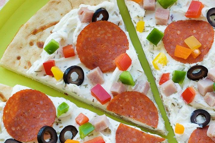 Party Pizza Spread