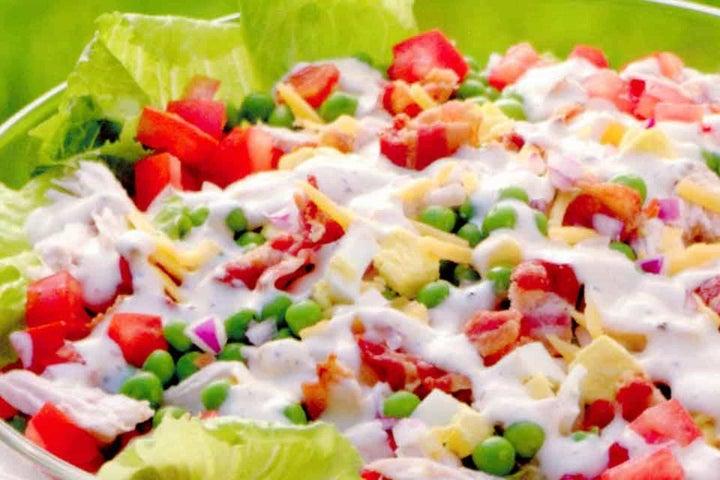 Peppercorn Chicken Salad