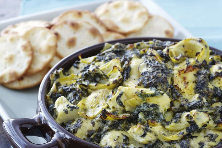 Perfect Spinach Artichoke Dip