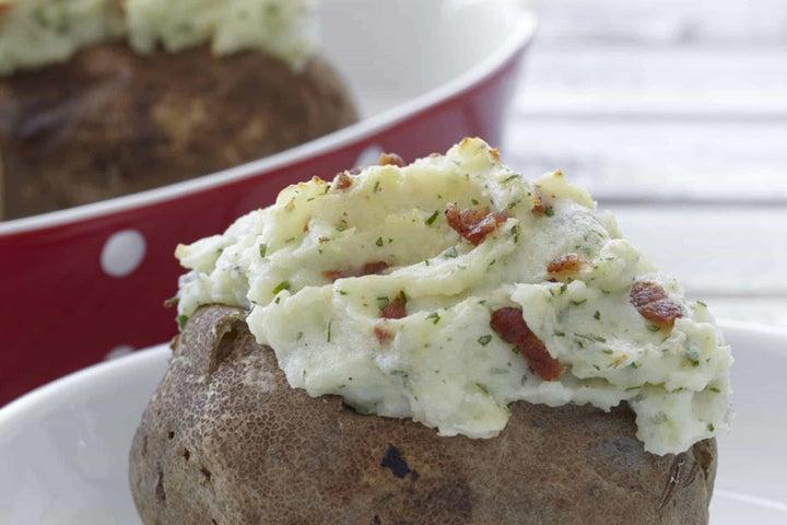 Puffy Potatoes