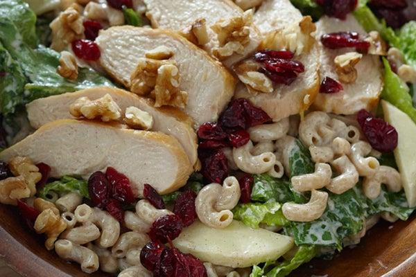 Autumn Chicken Salad