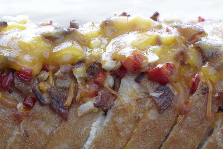 HV Bacon & Cheddar Cheese Bread