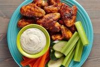 Ranch Buffalo Wings Recipe