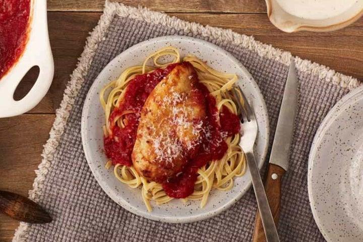 Ranch Chicken Parmesan