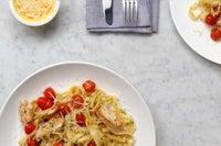 Ranch Chicken Tomato Pasta
