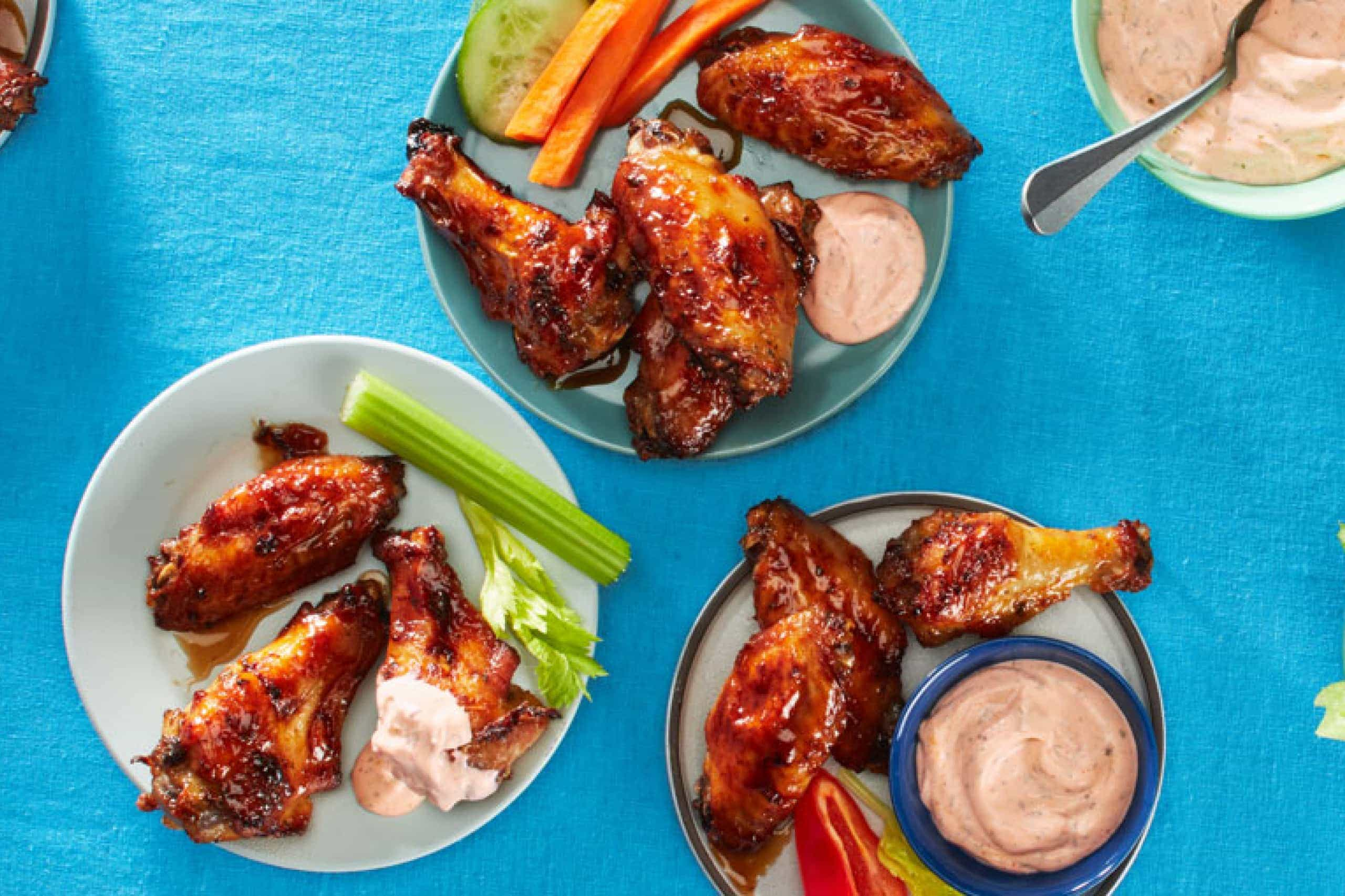 7 Winning Tailgating Recipes