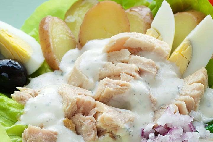 Ranch Nicoise Salad
