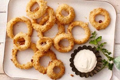 Ranch Onion Rings