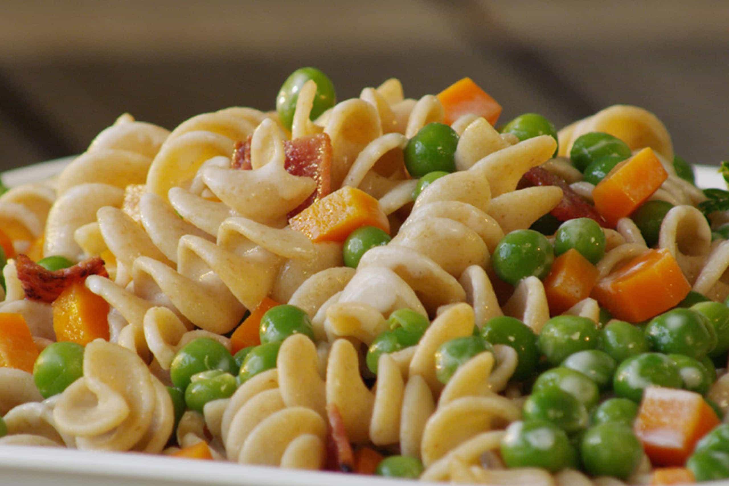 Pea Salad Recipes With Pasta