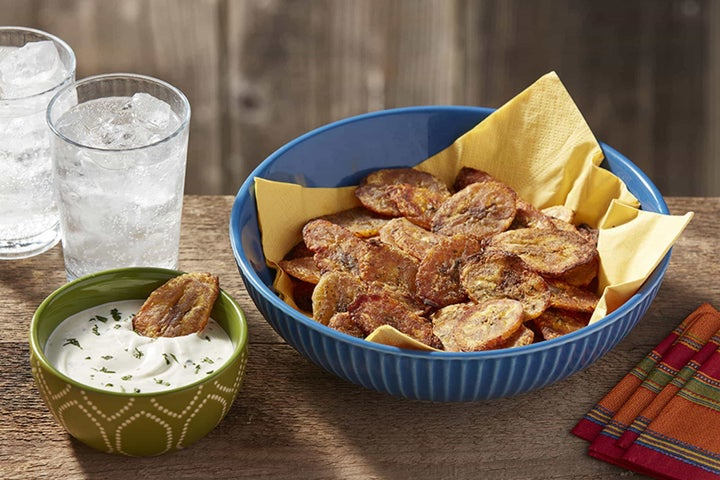 Ranch Plantain Chips