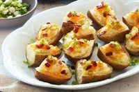 Ranch Potato Skins Recipe