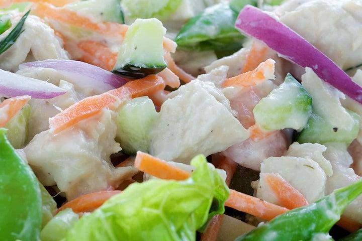 Summer Tuna Salad