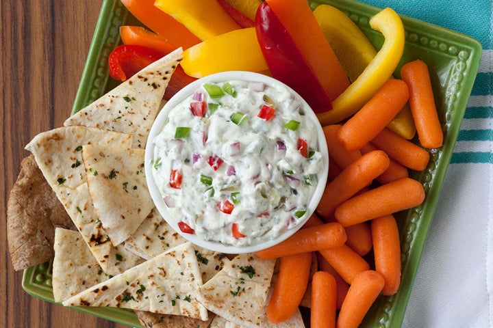 Sweet & Sour Southern Chow Chow Dip