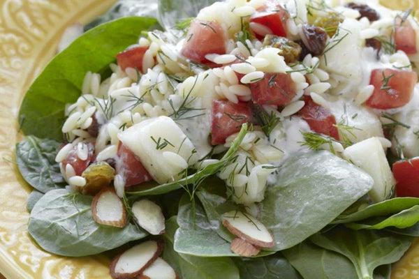 Savory Pear Salad