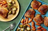 Sheet Pan Chicken with Roasted Vegetables
