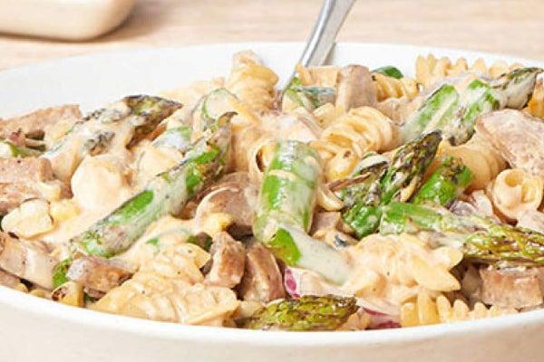 Smokehouse Mediterranean-Style Pasta Salad
