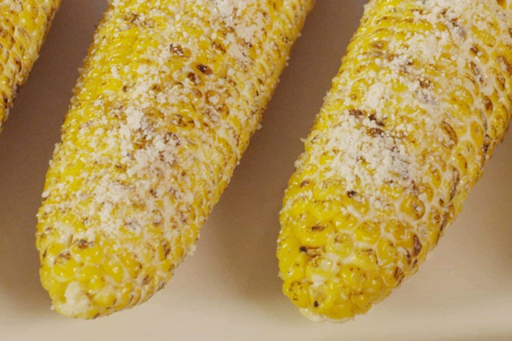 Southwest Chipotle Mexican Street Corn