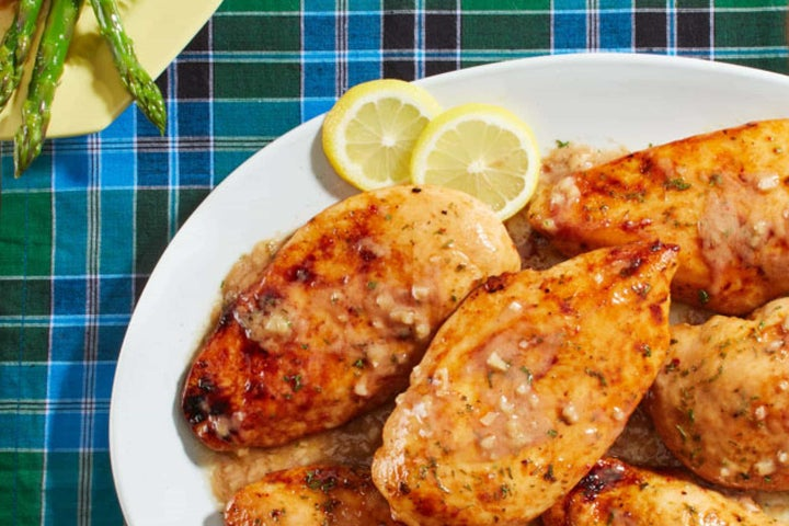 Spicy Ranch Butter-Baked Chicken