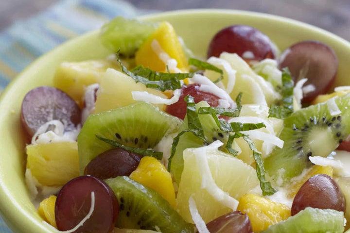 Tropical Breeze Fruit Salad
