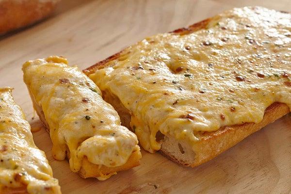 Warm n' Toasty Ranch Cheddar Bacon Jalapeño Bread