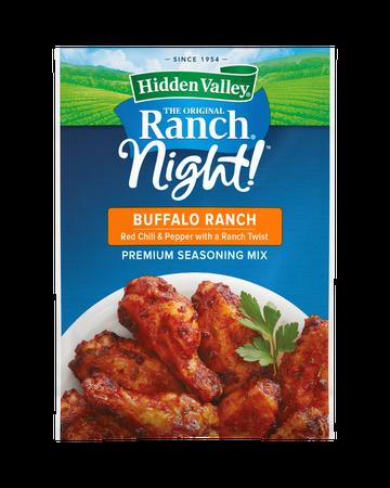 Hidden Valley® Ranch Night™ Buffalo Ranch Premium Seasoning Mix