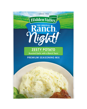 Hidden Valley® Ranch Night™ Zesty Potato Premium Seasoning Mix
