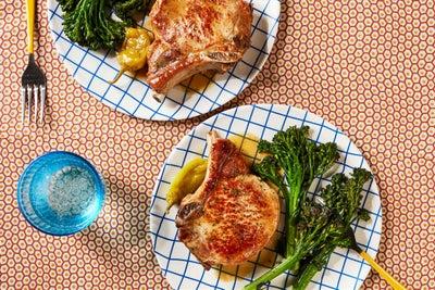 Mississippi Smothered Pork Chops