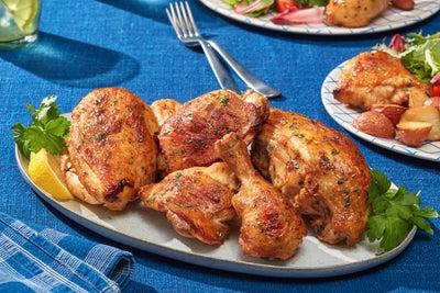Buttermilk Glazed Chicken