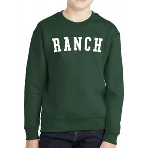 Kids' Ranch Crewneck Sweatshirt